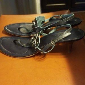 Coach Shoes - Coach size 8.5 Gladys Thong Sandals